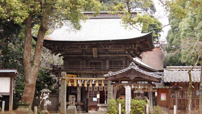 【5位】櫻井神社